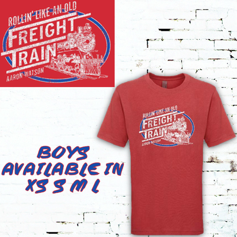 Kids Freight Train Tee