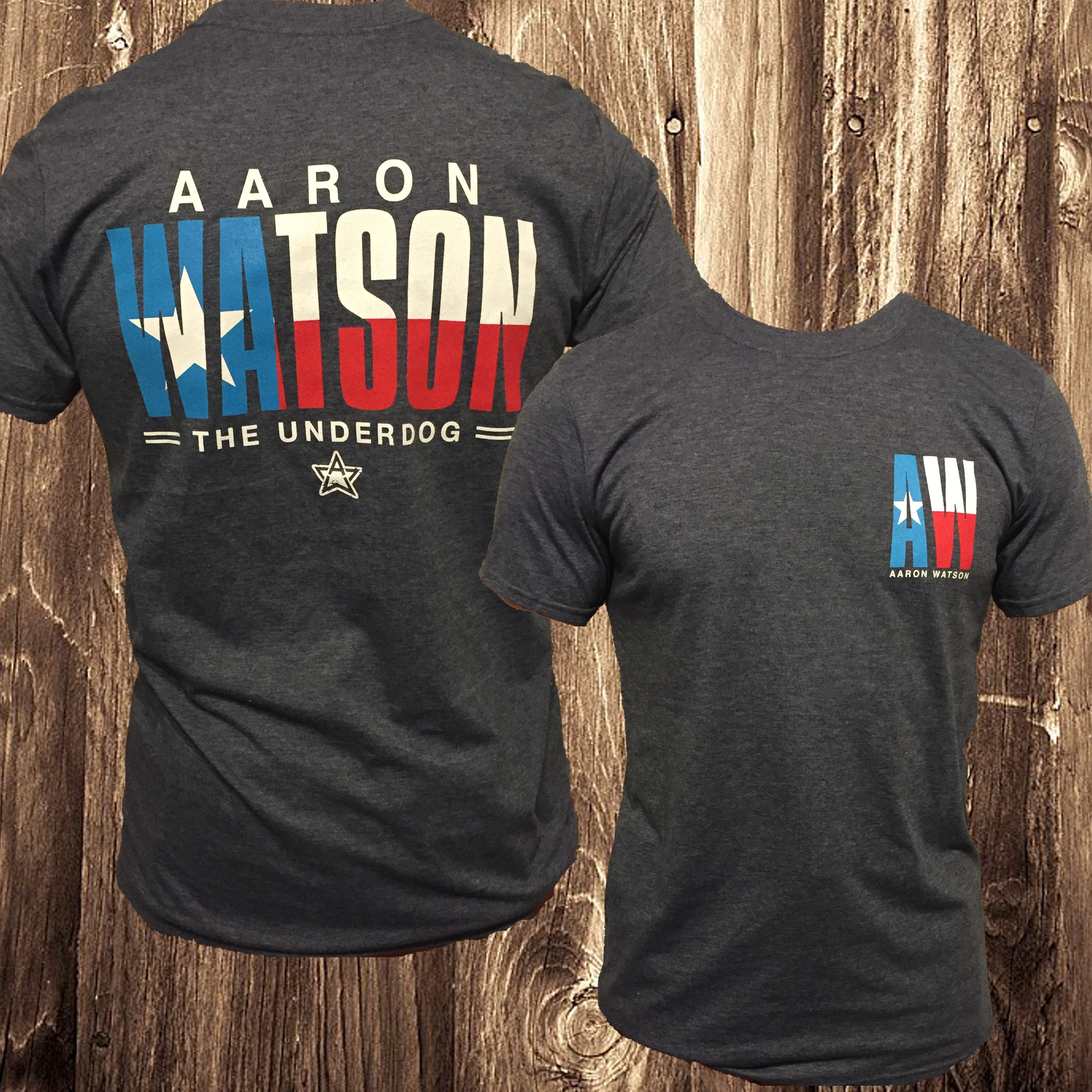 Heather Navy TEXAS Shirt