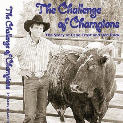 Challenge Of Champions DVD - The Story of Lane Frost & Red Rock