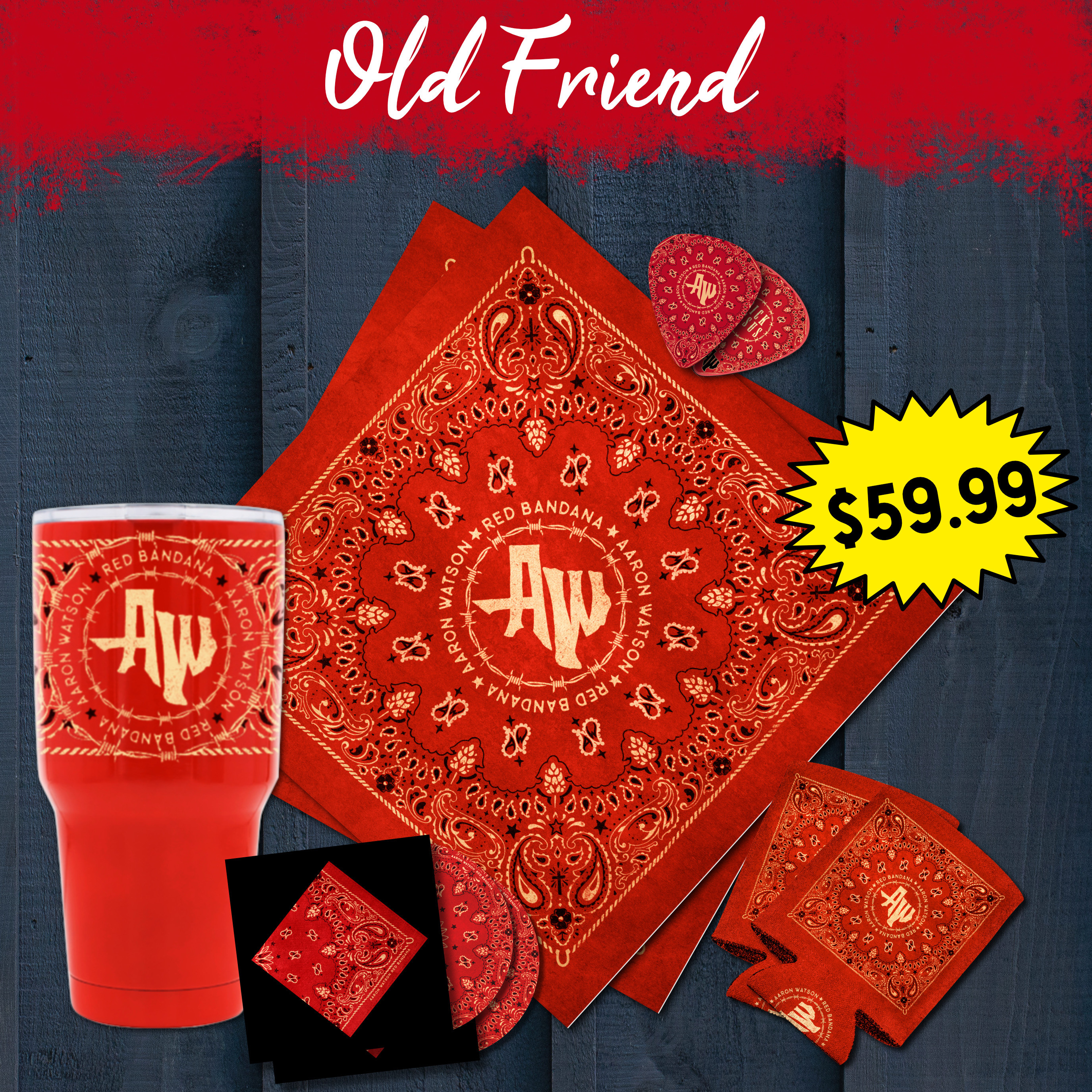 """""""Old Friend"""" Package"""