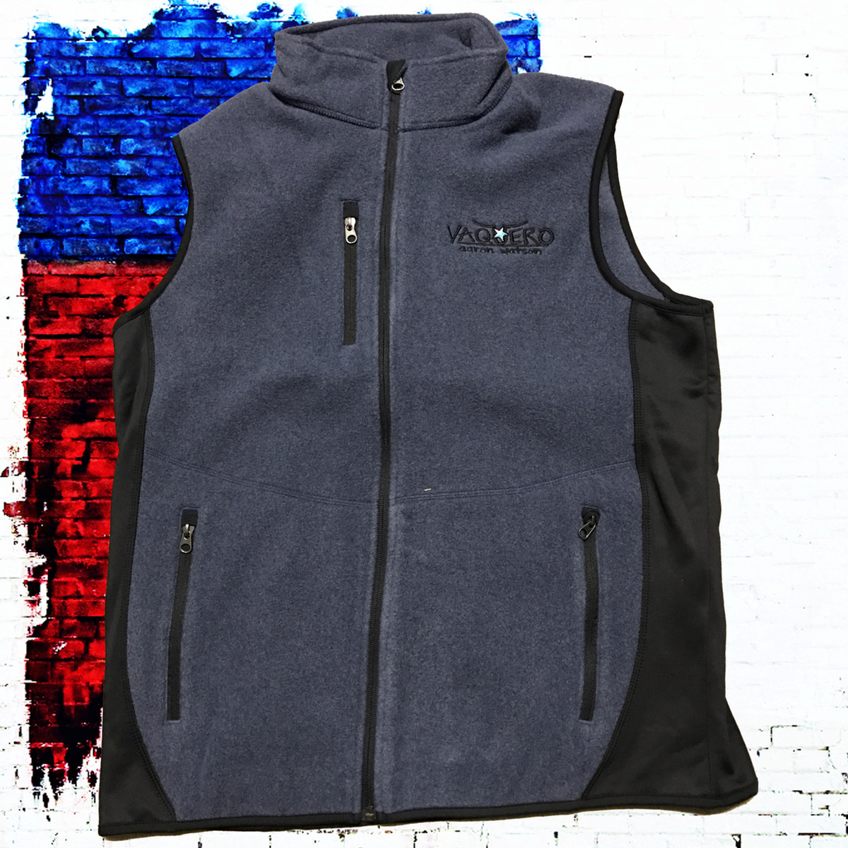 Vaquero Fleece Vest