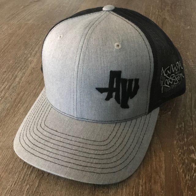 Heather Grey AW TX Hat