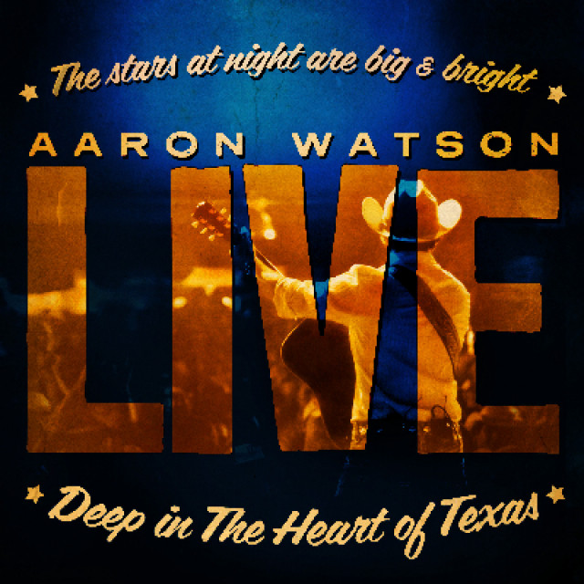 "LIVE CD/DVD ""Deep in the Heart of Texas"""