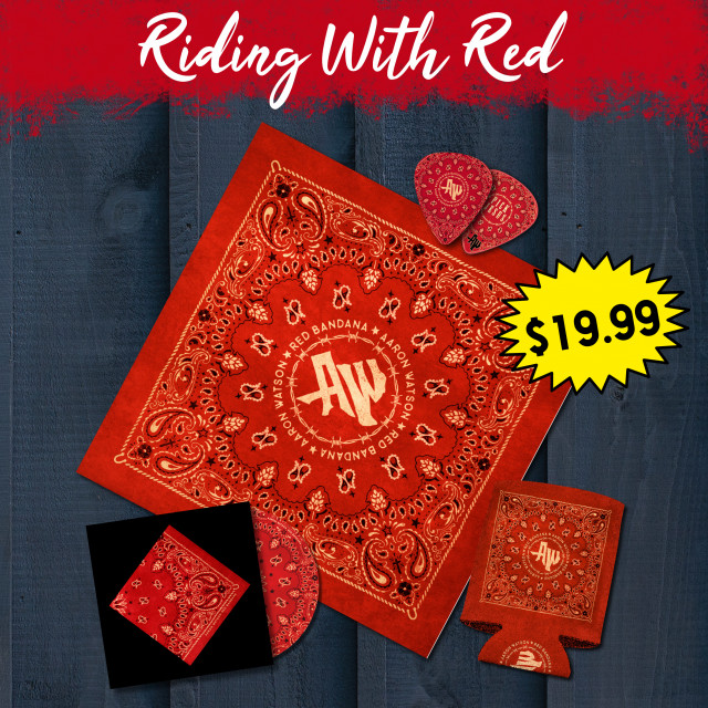 """""""Riding With Red"""" Package"""