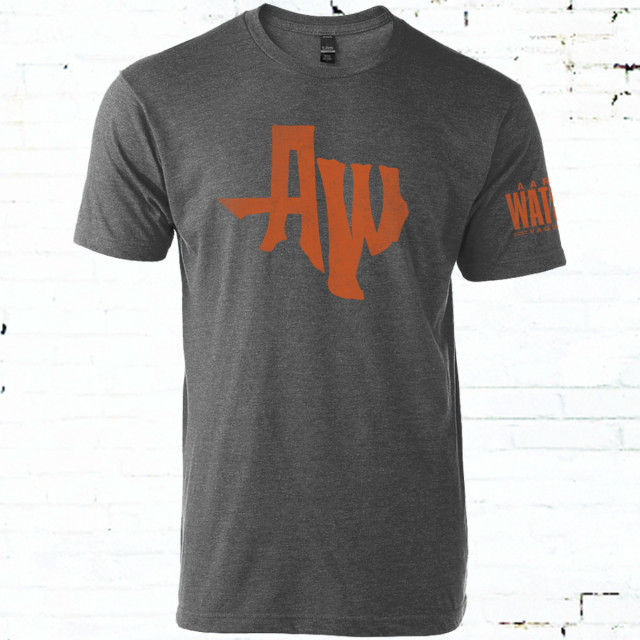 AW Collegiate Charcoal Burnt Orange